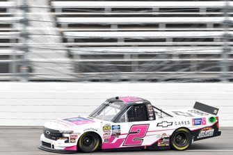 Sheldon Creed, GMS Racing, Chevrolet Silverado Chevrolet Cares