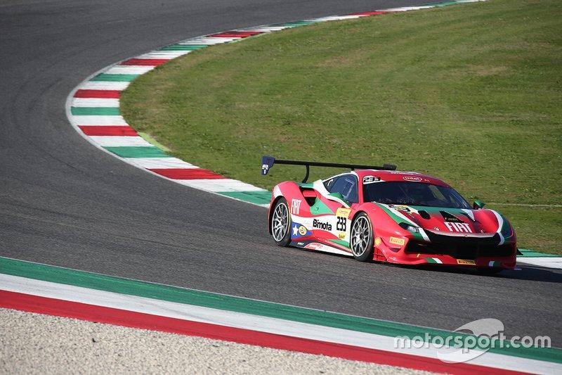 #233 Ferrari 488 Challenge, The Collection: Benjamin Hites