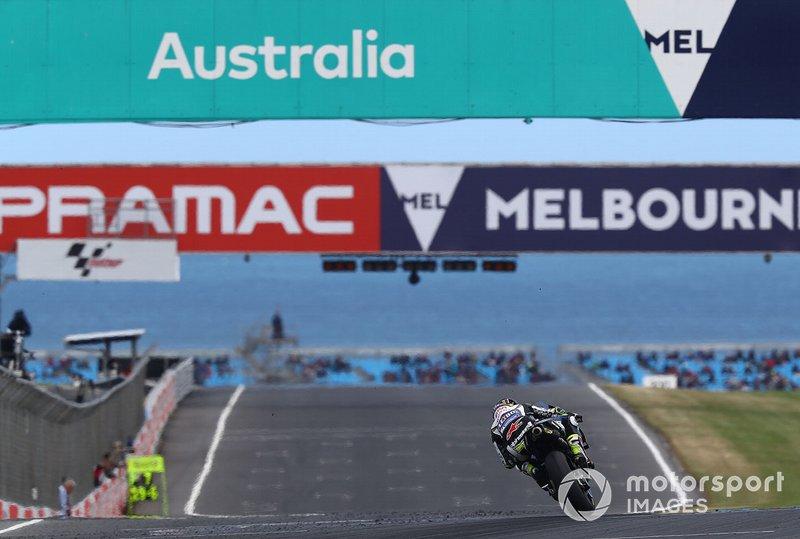 GP de Australia (Phillip Island) - 25 de octubre Cancelado