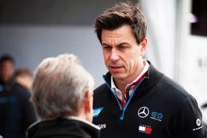 Toto Wolff, Team Principal of Mercedes AMG F1 Team
