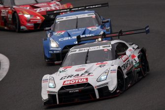Frederic Makowiecki, NDDP Racing with B-Max Nissan GT-R NISMO GT500