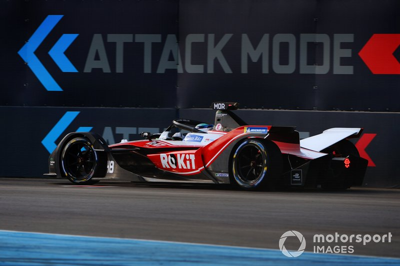 4º Edoardo Mortara, Venturi, EQ Silver Arrow 01