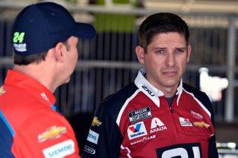 Greg Ives, Alex Bowman, Hendrick Motorsports, Chevrolet Camaro Cincinnati