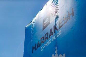 Logo: ePrix Marrakesh