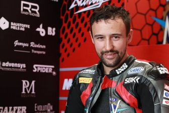 Randy Krummenacher, MV Agusta Reparto Corse