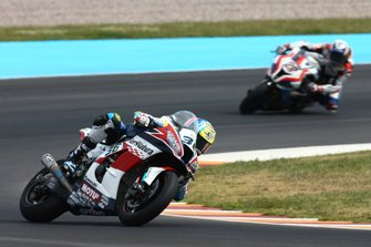 Leandro Mercado, Orelac Racing Team, Markus Reiterberger, BMW Motorrad WorldSBK Team