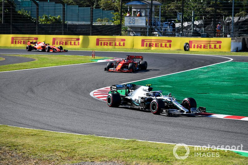 GP do Japão: Valtteri Bottas, Mercedes