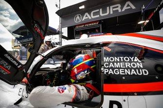 Acura DPi №6 команды Acura Team Penske, класс DPi: Хуан-Пабло Монтойя