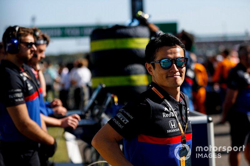 Naoki Yamamoto, Toro Rosso
