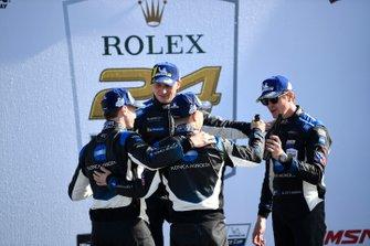 #10 Wayne Taylor Racing Cadillac DPi: Renger Van Der Zande, Ryan Briscoe, Scott Dixon