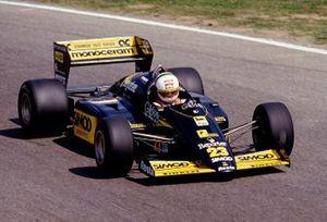 Andrea de Cesaris, Minardi M186 Motori Moderni, al GP d'Italia del 1986