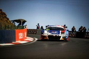 #222 Audi Sport Team Valvoline Audi R8 - LMS GT3: Kelvin Van der Linde, Mattia Drudi, Markus Winkelhock