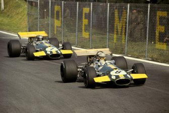 Jack Brabham, Brabham, Jacky Ickx, Brabham