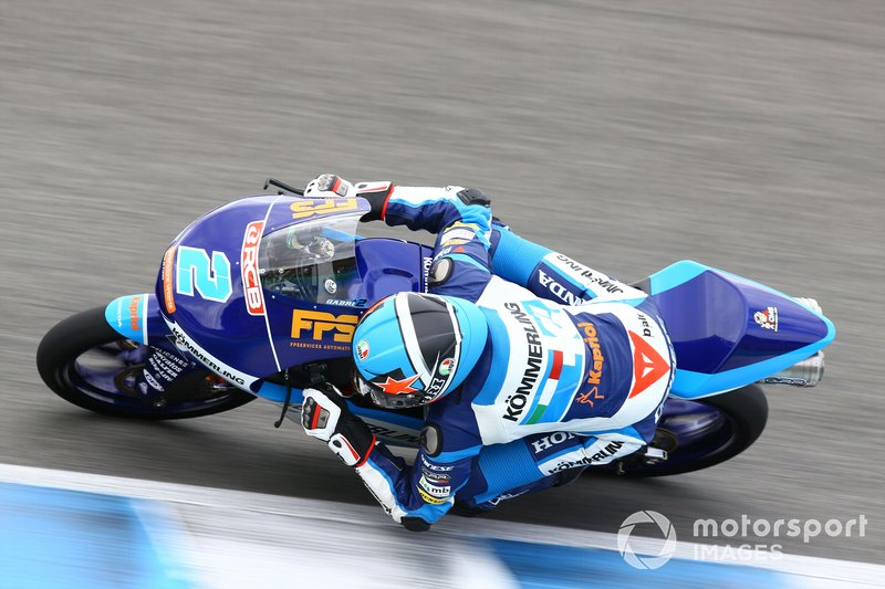 3º Gabriel Rodrigo, Gresini Racing - 1:44.984