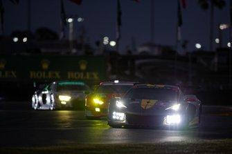 #4 Corvette Racing Corvette C8.R: Oliver Gavin, Tommy Milner, Marcel Fassler, #47 Precision Performance Motorsports Lamborghini Huracan GT3: Brandon Gdovic, Eric Lux, Johnathan Hoggard, Mark Kvamme