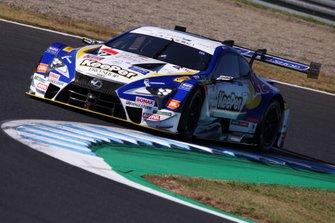 #37 TOM'S Lexus LC500: Nick Cassidy, Ryo Hirakawa