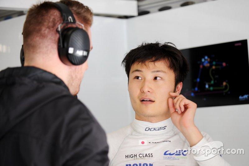 #33 High Class Racing Oreca 07 - Gibson: Kenta Yamashita
