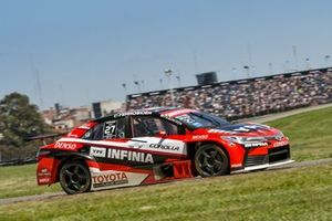 Carro da Toyota Gazoo Racing na TC2000