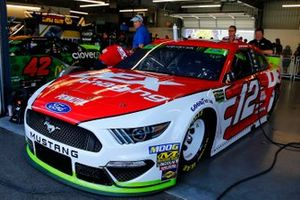 Ryan Blaney, Team Penske, Ford Mustang DEX Imaging