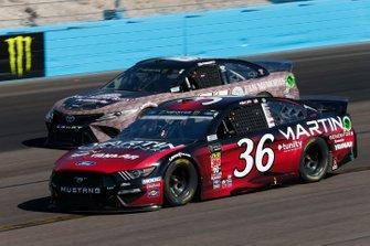 John Hunter Nemechek, Front Row Motorsports, Ford Mustang Yanmar/Martin Generators