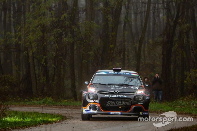 Alexey Lukyanuk, Alexey Arnautov, Citroen C3 R5, Rally Hungary, FIA ERC