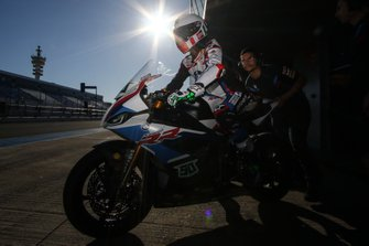 Eugene Laverty, BMW WorldSBK Team
