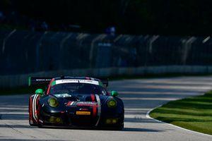 #73 Park Place Motorsports Porsche 911 GT3 R, GTD - Patrick Lindsey, Jörg Bergmeister