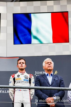 Podium: Anthoine Hubert, ART Grand Prix