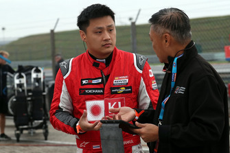 Munkong Sathienthirakul, Monlau Competición Cupra TCR
