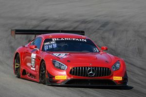 #49 Ram Racing Mercedes-AMG GT3: Remon Vos, Tom Onslow-Cole