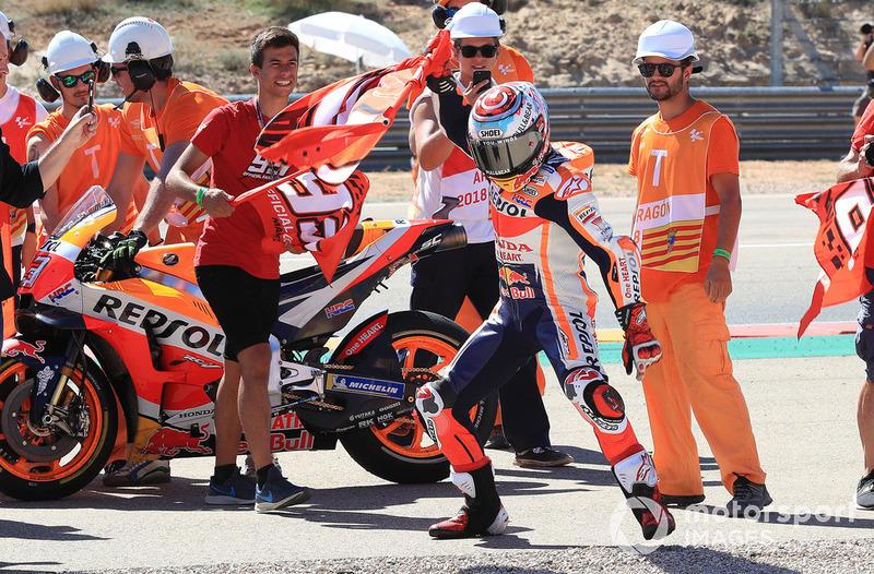 67. GP de Aragón 2018 - Motorland