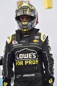 Jimmie Johnson, Hendrick Motorsports, Chevrolet Camaro Lowe's for Pros