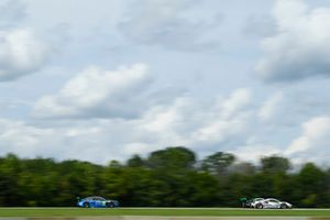 #63 Scuderia Corsa Ferrari 488 GT3, GTD - Cooper MacNeil, Gunnar Jeannette, #14 3GT Racing Lexus RCF GT3, GTD - Dominik Baumann, Kyle Marcelli