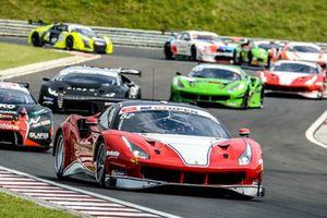 Ferrari 488 GT3 Luzich Racing: Cioci - Serra