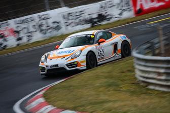 #462 Porsche Cayman: Andre Lotterer, Mike David Ortmann