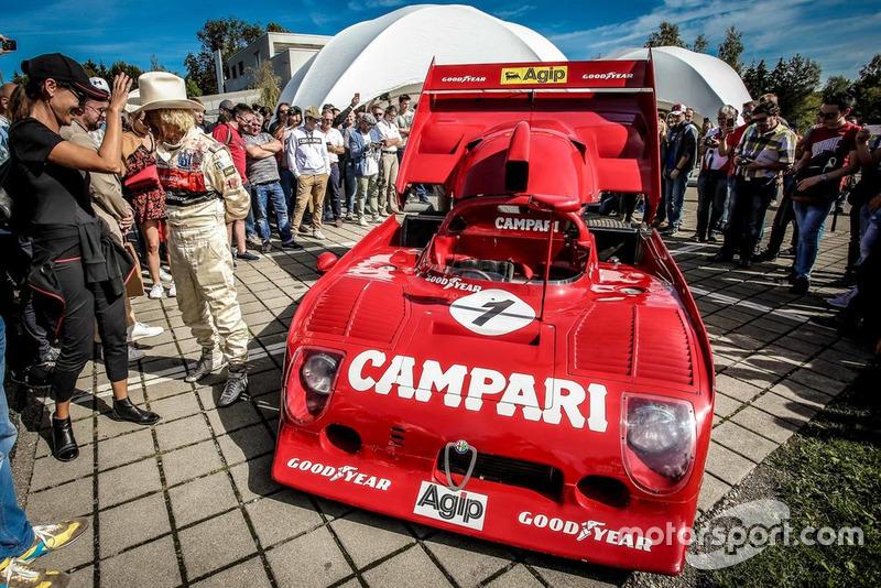 Alfa Romeo - F1 2018