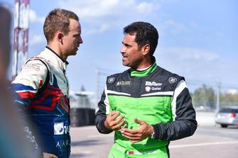 Nasser Al-Attiyah, ES Motorsport
