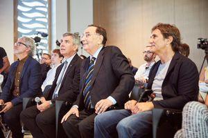 Gian Paolo Dallara e Alex Zanardi