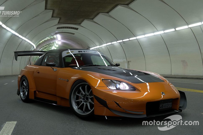 Amuse S2000 GT1 Turbo (N600)