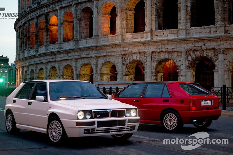 Lancia DELTA HF Integrale Evoluzione '91