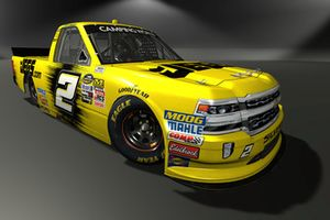 Cody Coughlin, GMS Racing, Chevrolet Silverado
