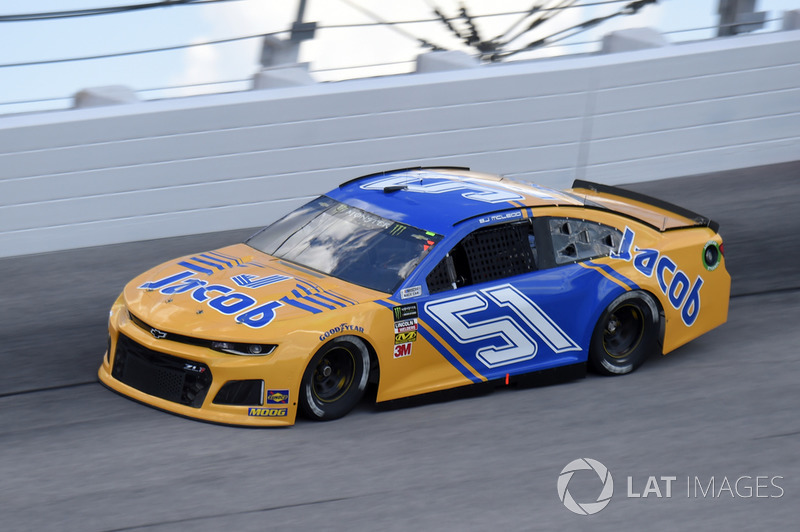 B.J. McLeod, Rick Ware Racing, Chevrolet Camaro