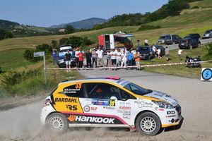 Rachele Somaschini, Gloria Andreis, Peugeot 208 R2, RS Team