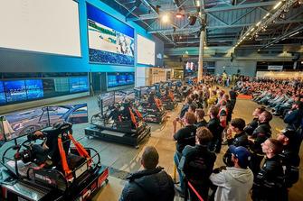 eSports-Wettbewerbe mit Live-Übertragung