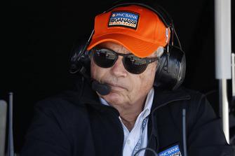 Mike Hull, Scott Dixon, Chip Ganassi Racing Honda