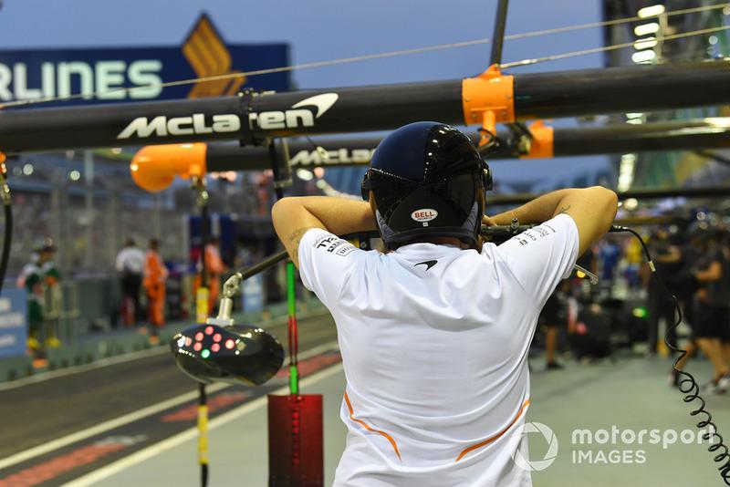 McLaren, mechanik