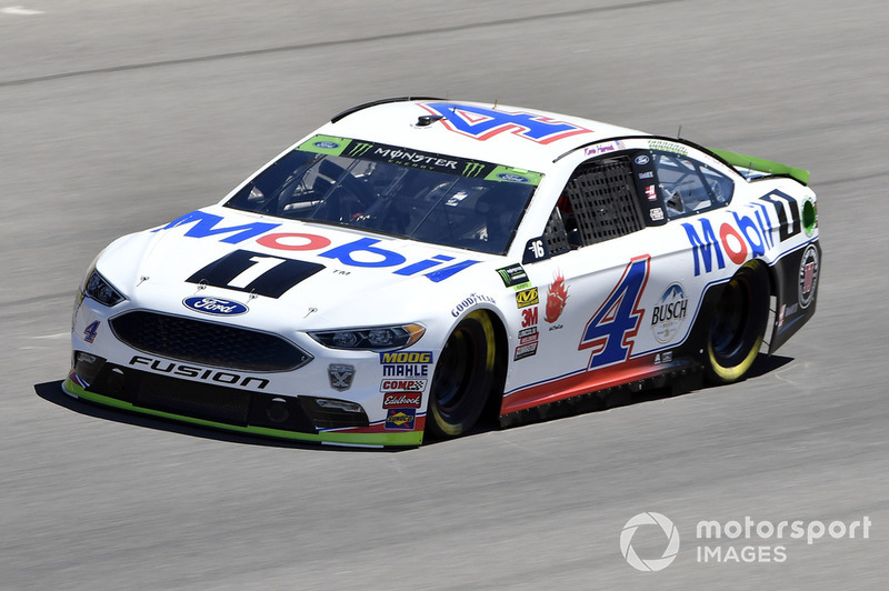 5. Kevin Harvick, Stewart-Haas Racing, Ford Fusion Mobil 1