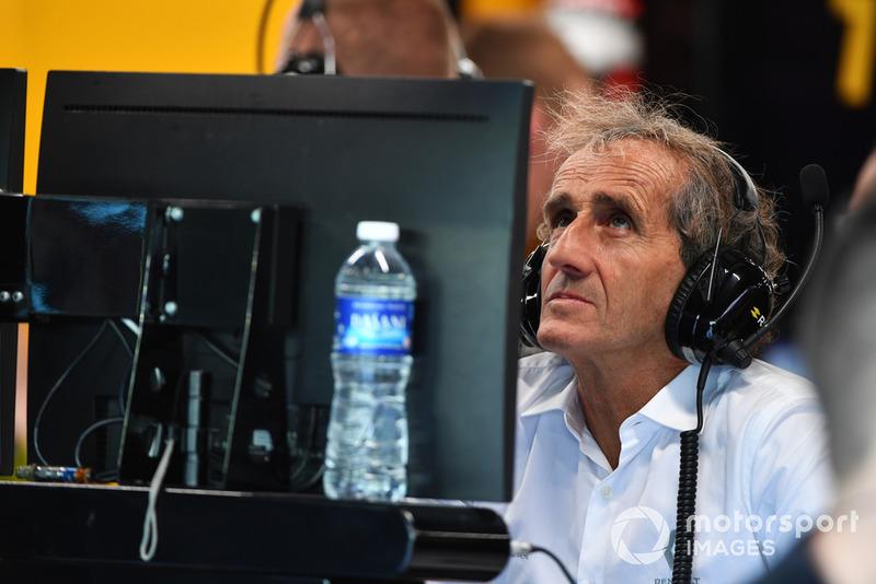 Alain Prost, Renault Sport F1 Team Special Advsisor
