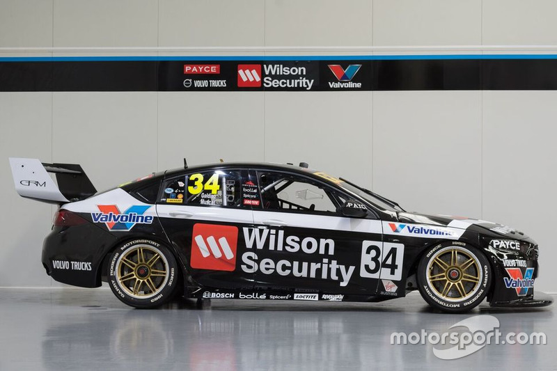 Garry Rogers Motorsport – James Golding/Richard Muscat