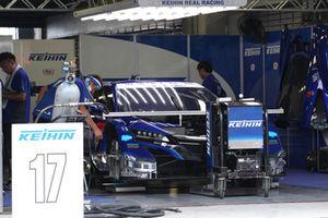 #17 Real Racing Honda NSX Concept-GT